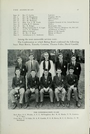 Page 15, 1960 Edition, Ashbury College - Ashburian Yearbook (Ottawa, Ontario Canada) online yearbook collection