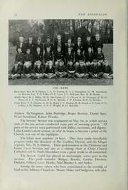 Page 16, 1960 Edition, Ashbury College - Ashburian Yearbook (Ottawa, Ontario Canada) online yearbook collection