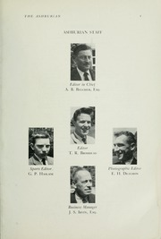 Page 7, 1960 Edition, Ashbury College - Ashburian Yearbook (Ottawa, Ontario Canada) online yearbook collection