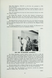 Page 17, 1974 Edition, Ashbury College - Ashburian Yearbook (Ottawa, Ontario Canada) online yearbook collection