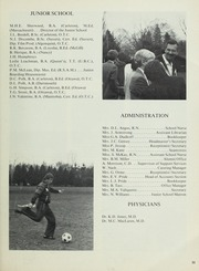 Page 15, 1985 Edition, Ashbury College - Ashburian Yearbook (Ottawa, Ontario Canada) online yearbook collection