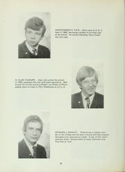 Page 16, 1969 Edition, Royal St Georges College - Georgian Yearbook (Toronto, Ontario Canada) online yearbook collection
