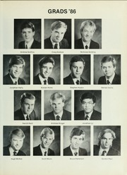 Page 13, 1986 Edition, Royal St Georges College - Georgian Yearbook (Toronto, Ontario Canada) online yearbook collection