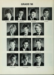 Page 14, 1986 Edition, Royal St Georges College - Georgian Yearbook (Toronto, Ontario Canada) online yearbook collection
