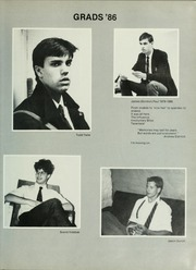 Page 15, 1986 Edition, Royal St Georges College - Georgian Yearbook (Toronto, Ontario Canada) online yearbook collection
