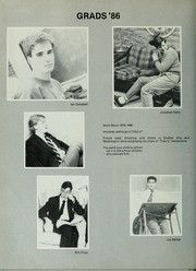 Page 16, 1986 Edition, Royal St Georges College - Georgian Yearbook (Toronto, Ontario Canada) online yearbook collection
