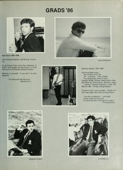 Page 17, 1986 Edition, Royal St Georges College - Georgian Yearbook (Toronto, Ontario Canada) online yearbook collection