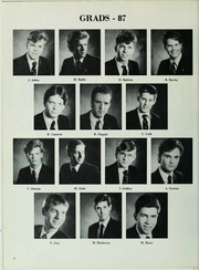 Page 12, 1987 Edition, Royal St Georges College - Georgian Yearbook (Toronto, Ontario Canada) online yearbook collection