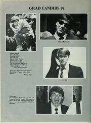 Page 16, 1987 Edition, Royal St Georges College - Georgian Yearbook (Toronto, Ontario Canada) online yearbook collection