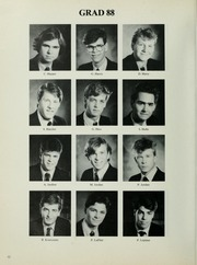 Page 16, 1988 Edition, Royal St Georges College - Georgian Yearbook (Toronto, Ontario Canada) online yearbook collection