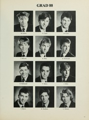 Page 17, 1988 Edition, Royal St Georges College - Georgian Yearbook (Toronto, Ontario Canada) online yearbook collection