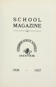 Page 3, 1937 Edition, Selwyn House School - Yearbook (Montreal, Quebec Canada) online yearbook collection