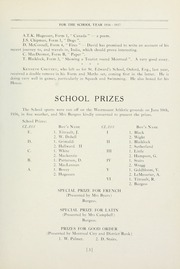 Page 7, 1937 Edition, Selwyn House School - Yearbook (Montreal, Quebec Canada) online yearbook collection