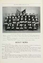 Page 9, 1941 Edition, Selwyn House School - Yearbook (Montreal, Quebec Canada) online yearbook collection