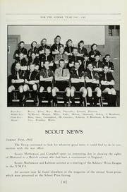 Page 13, 1943 Edition, Selwyn House School - Yearbook (Montreal, Quebec Canada) online yearbook collection