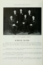 Page 6, 1943 Edition, Selwyn House School - Yearbook (Montreal, Quebec Canada) online yearbook collection