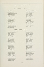 Page 9, 1947 Edition, Selwyn House School - Yearbook (Montreal, Quebec Canada) online yearbook collection