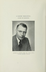 Page 4, 1952 Edition, Selwyn House School - Yearbook (Montreal, Quebec Canada) online yearbook collection