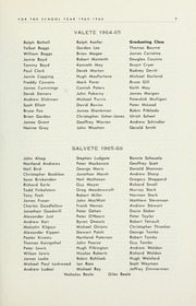 Page 11, 1966 Edition, Selwyn House School - Yearbook (Montreal, Quebec Canada) online yearbook collection