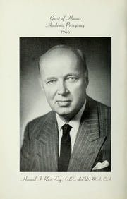 Page 8, 1967 Edition, Selwyn House School - Yearbook (Montreal, Quebec Canada) online yearbook collection