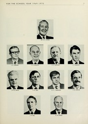 Page 13, 1970 Edition, Selwyn House School - Yearbook (Montreal, Quebec Canada) online yearbook collection