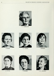 Page 14, 1970 Edition, Selwyn House School - Yearbook (Montreal, Quebec Canada) online yearbook collection