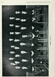 Page 16, 1970 Edition, Selwyn House School - Yearbook (Montreal, Quebec Canada) online yearbook collection