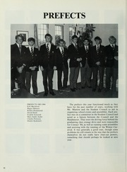 Page 14, 1984 Edition, Selwyn House School - Yearbook (Montreal, Quebec Canada) online yearbook collection