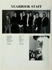 Page 8, 1984 Edition, Selwyn House School - Yearbook (Montreal, Quebec Canada) online yearbook collection