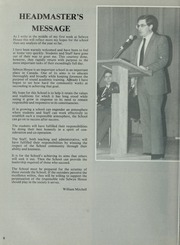 Page 10, 1985 Edition, Selwyn House School - Yearbook (Montreal, Quebec Canada) online yearbook collection