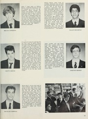 Page 15, 1985 Edition, Selwyn House School - Yearbook (Montreal, Quebec Canada) online yearbook collection