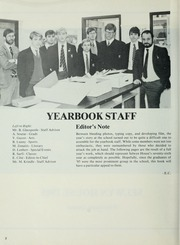 Page 6, 1985 Edition, Selwyn House School - Yearbook (Montreal, Quebec Canada) online yearbook collection