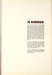 Page 14, 1943 Edition, University of Alberta - Evergreen and Gold Yearbook (Edmonton, Alberta Canada) online yearbook collection