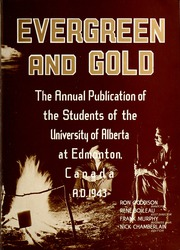 Page 7, 1943 Edition, University of Alberta - Evergreen and Gold Yearbook (Edmonton, Alberta Canada) online yearbook collection