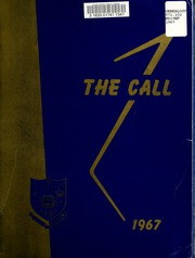 1967 Edition, Summit Pacific College - Call Yearbook (Abbotsford, British Columbia Canada)