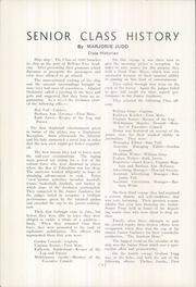 Page 10, 1940 Edition, Bellows Free Academy - Alpha Omega Yearbook (St Albans, VT) online yearbook collection