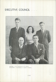 Page 16, 1940 Edition, Bellows Free Academy - Alpha Omega Yearbook (St Albans, VT) online yearbook collection