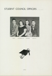 Page 17, 1940 Edition, Bellows Free Academy - Alpha Omega Yearbook (St Albans, VT) online yearbook collection