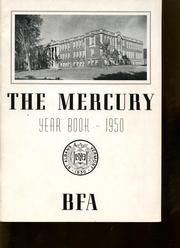 1950 Edition, Bellows Free Academy - Alpha Omega Yearbook (St Albans, VT)