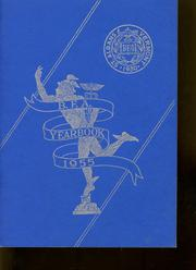 1955 Edition, Bellows Free Academy - Alpha Omega Yearbook (St Albans, VT)