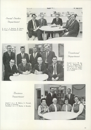 Page 15, 1969 Edition, Bellows Free Academy - Alpha Omega Yearbook (St Albans, VT) online yearbook collection
