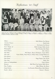 Page 7, 1969 Edition, Bellows Free Academy - Alpha Omega Yearbook (St Albans, VT) online yearbook collection