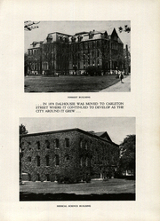 Page 15, 1949 Edition, Dalhousie University - Pharos Yearbook (Halifax, Nova Scotia Canada) online yearbook collection
