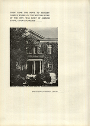 Page 16, 1949 Edition, Dalhousie University - Pharos Yearbook (Halifax, Nova Scotia Canada) online yearbook collection