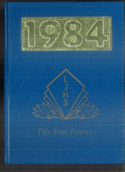 Page 1, 1984 Edition, Lorne Jenken High School - This Time Forever Yearbook (Barrhead, Alberta Canada) online yearbook collection
