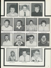 Page 17, 1987 Edition, Cite Des Jeunes A M Sormany High School - Passage Yearbook (Edmundston, New Bruswick Canada) online yearbook collection