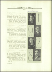 Page 11, 1928 Edition, Burlington High School - Oread Yearbook (Burlington, VT) online yearbook collection