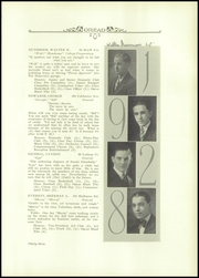 Page 17, 1928 Edition, Burlington High School - Oread Yearbook (Burlington, VT) online yearbook collection