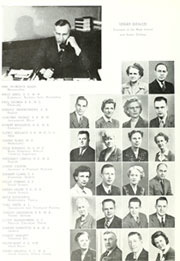 Page 10, 1948 Edition, Burlington High School - Oread Yearbook (Burlington, VT) online yearbook collection