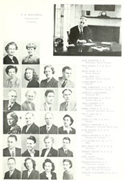 Page 11, 1948 Edition, Burlington High School - Oread Yearbook (Burlington, VT) online yearbook collection